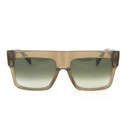 491e6e2e606 Vintage Celine Hunter Green Sunglasses.