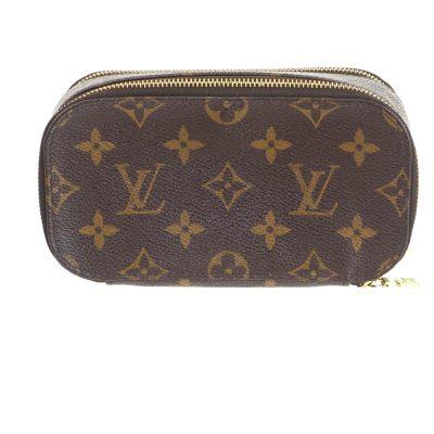 Vintage Louis Vuitton Trousse Blush PM M47510 Monogram Pouch