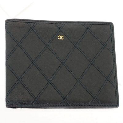 Vintage Chanel Excellent Condition Full Set Wallet