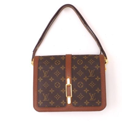 Vintage Louis Vuitton No.232 Monogram Rare  Shoulder Bag