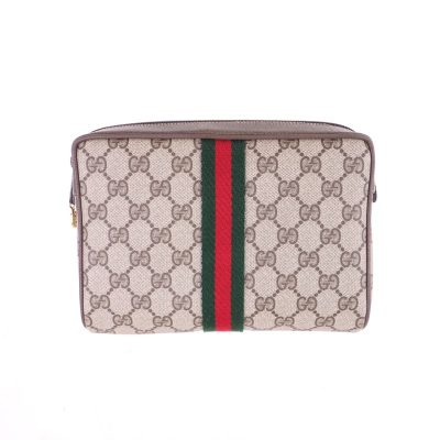 Vintage Gucci Excellent Accessory Collection Box  Clutch Bag