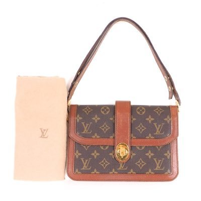 Vintage Louis Vuitton Sac Vendome No.233 Monogram Hand Bag