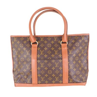 Vintage Louis Vuitton LV Monogram Sac Weekend PM Hand Bag