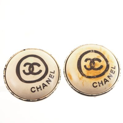 Vintage Chanel 2000 Collection Earrings