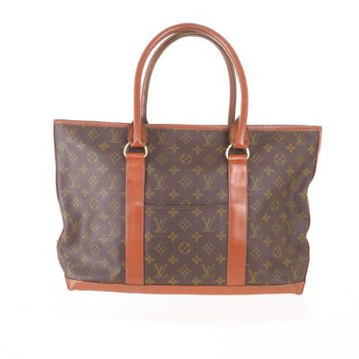 Vintage Louis Vuitton Monogram Sac Weekend PM M42425 Hand Bag