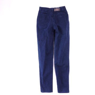 Vintage Fendi Blue Excellent High Waisted Jeans 44 US10