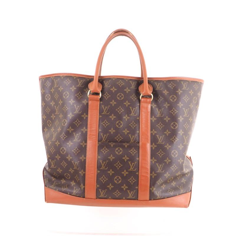 Vintage Louis Vuitton Gm Sac Weekend