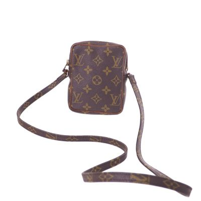 Vintage Louis Vuitton 202 Mini Posh Monogram Rare Danube Shoulder Bag